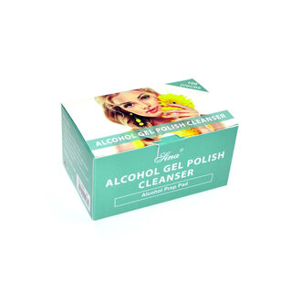 Alcohol Cleanser Wipes