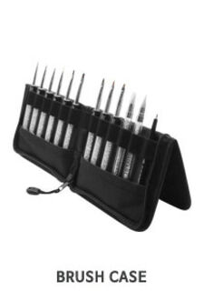 Kenzico Brush Set with Pouch
