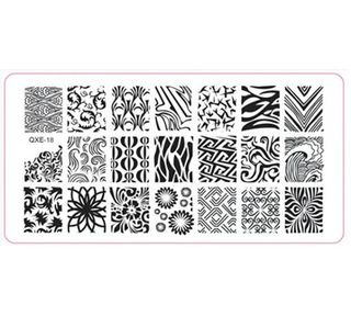 Stamping Plates & Stampers - NZ Nail Academy