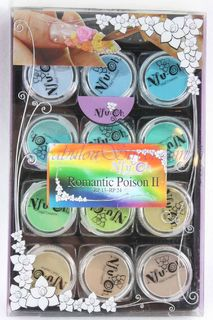 Nfu.Oh Acrylic Powder Romantic Poison 02