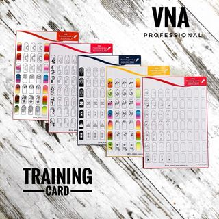 VNA Training Cards