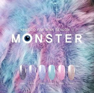 Kenzico Monster Mink Collection