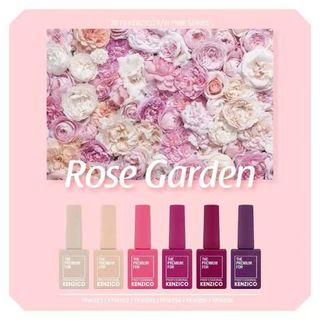 Kenzico Rose Garden Collection