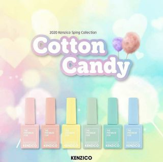 Kenzico Cotton Candy Collection