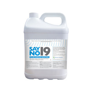 SAY NO 19 In Use Surface Sanitizer 5L