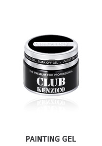Kenzico Gel Paint Black