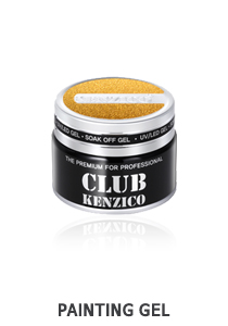 Kenzico Gel Paint Gold