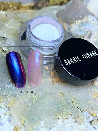 Barbie Mirror Chrome Chameleon 16