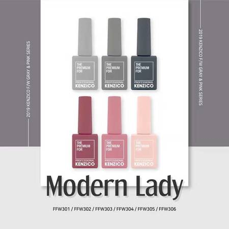 Kenzico Modern Lady Collection